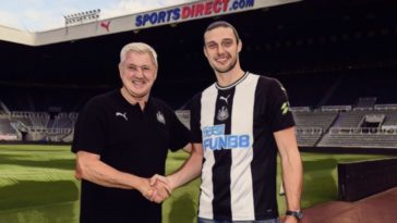 andy carroll steve bruce newcastle united