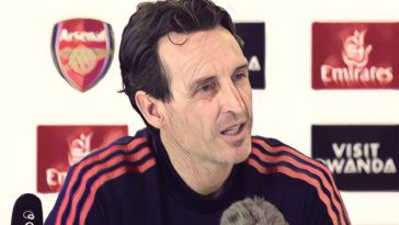 emery arsenal manager