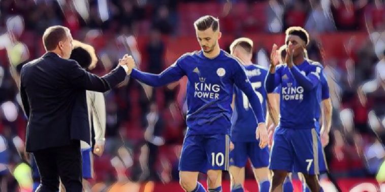 leicester city rodgers maddison