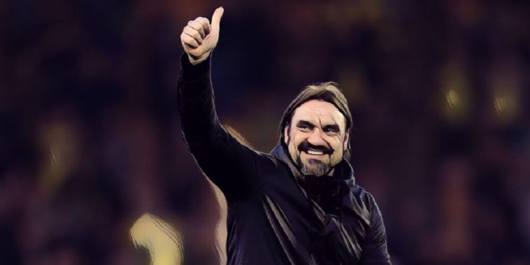 daniel farke norwich city manager