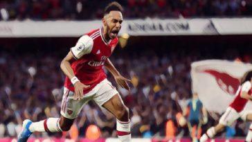 Pierre-Emerick Aubameyang Arsenal arsenal