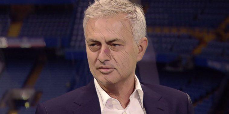 Jose Mourinho on Sky Sports