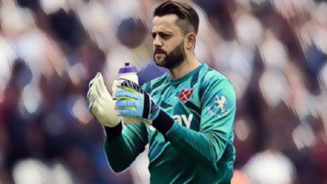 fabianski west ham united