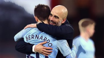 man city guardiola bernardo racism