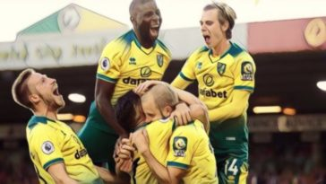 norwich city premier league