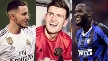 most expensive transfers 2019