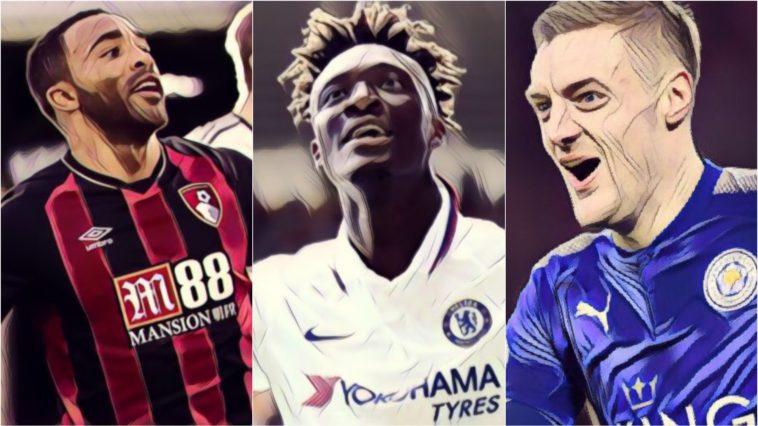 Top five most clinical Premier League goal scorers so far