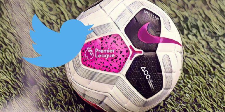 premier league football tweets