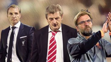 ranking liverpool managers premier league