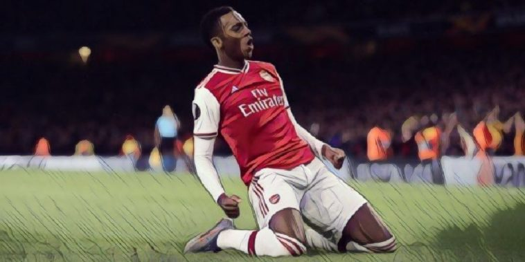 arsenal's joe willock