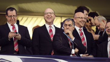 glazers manchester united owners