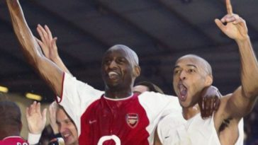 arsenal captains
