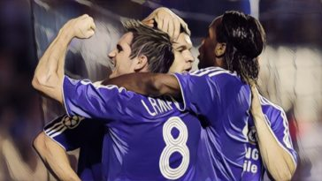 Chelsea's top five highest Champions League goalscorers ever