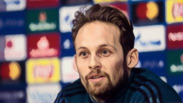 daley blind ajax manchester united