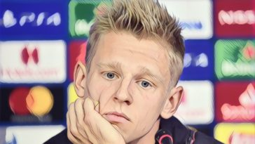 oleksandr zinchenko manchester city injury