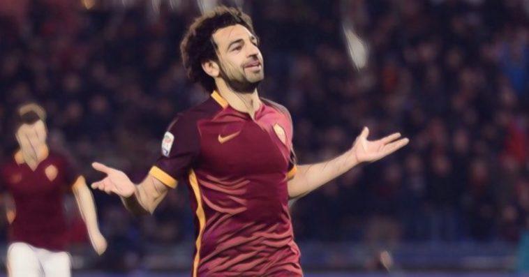 mo salah roma premier league rejects