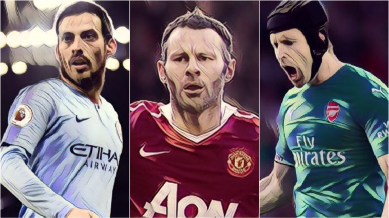 Five quickest players to 200 Premier League wins