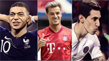 highest combined transfer fees