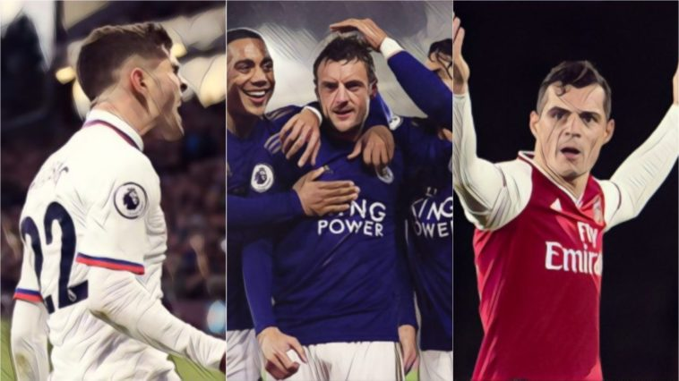 Premier League Weekly Awards: Leicester City, Pulisic, Xhaka