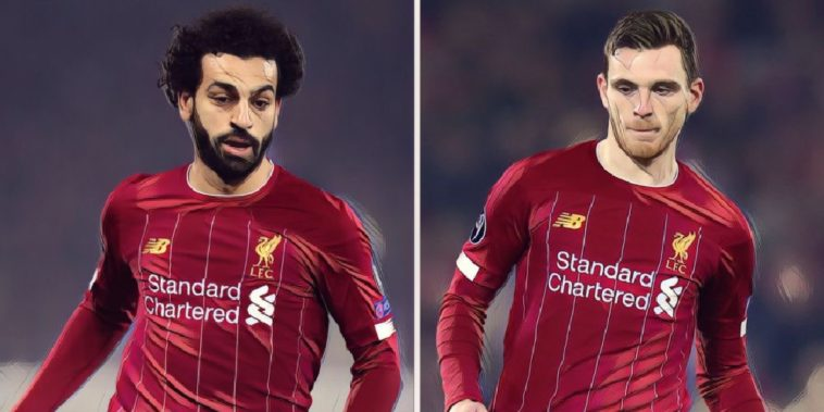 Salah Robertson Liverpool