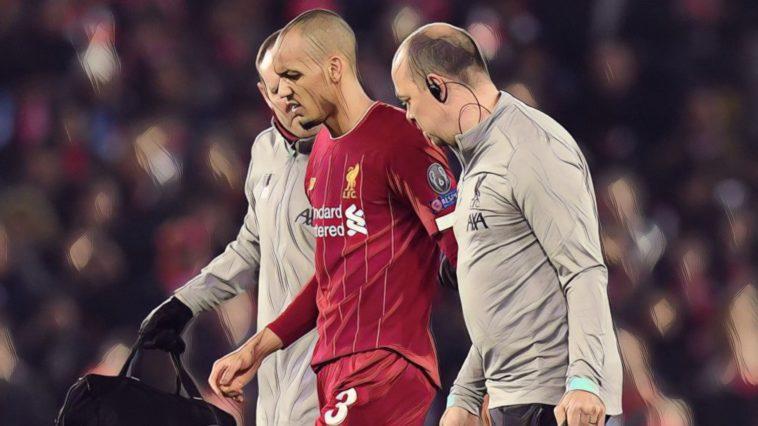 fabinho injury liverpool
