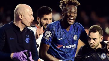 tammy abraham injury chelsea