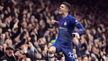 christian pulisic chelsea