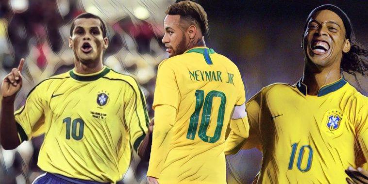 brazil number 10s