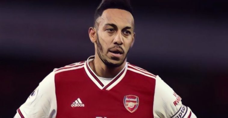 Aubameyang Arsenal