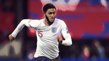 joe gomez england