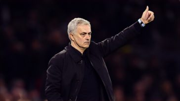 jose mourinho champions league spurs