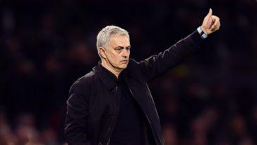 jose mourinho champions league spurs