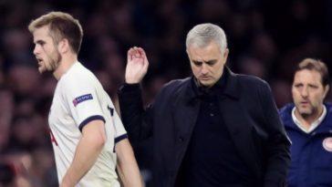 Mourinho Dier Tottenham Hotspur