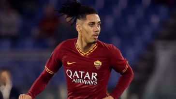 chris smalling as roma