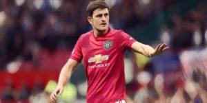 harry maguire manchester united premier league