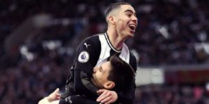 miguel almiron newcastle united