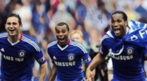 chelsea team of the decade