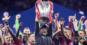 liverpool champions league jurgen klopp