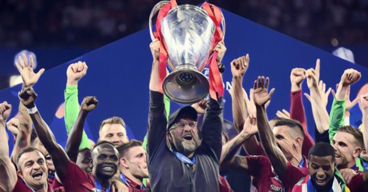 liverpool champions league jurgen klopp
