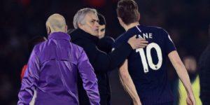 harry kane mourinho tottenham hotspur premier league