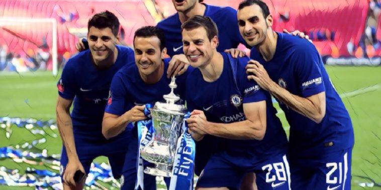 chelsea premier league fa cup