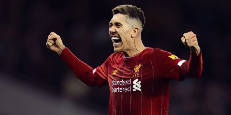 roberto firmino liverpool premier league