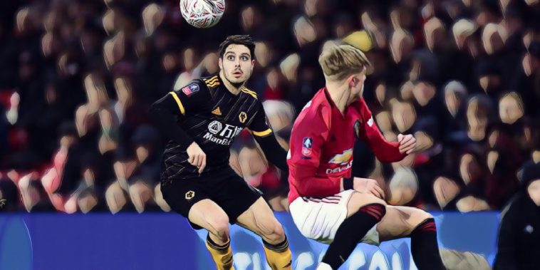 wolves manchester united fa cup