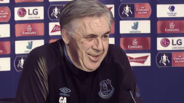 carlo ancelotti everton premier league