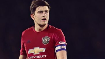 harry maguire manchester united captain