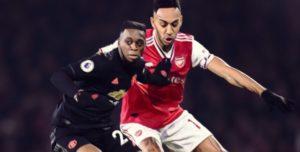 arsenal manchester united premier league