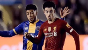 shrewsbury town liverpool fa cup