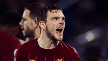 andy robertson liverpool premier league