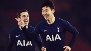 heung min son spurs premier league