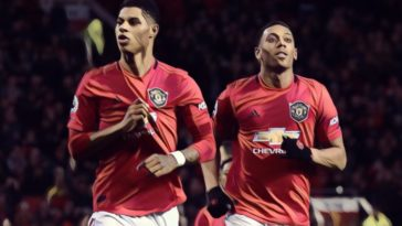 rashford martial manchester united premier league